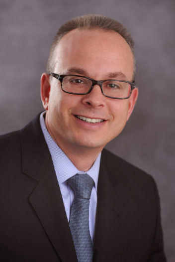 Head shot of Paul Elenio Executive Vice President, Chief Financial Officer