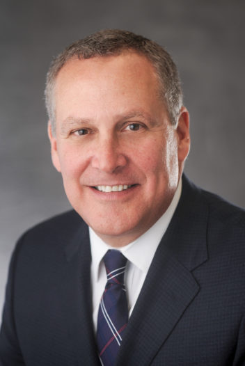 Headshot of Frank Lutz Executive Vice President, Chief Production Officer