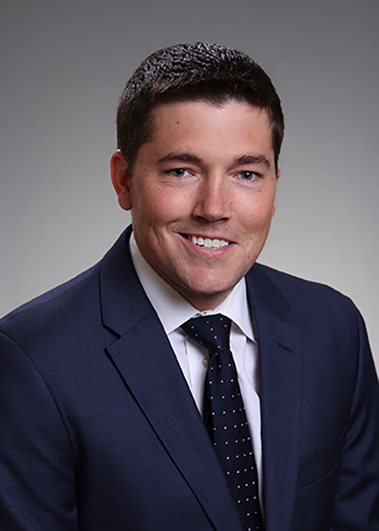 Headshot of Dustin Pevear, Arbor Senior Vice President of Agency Leading Operations