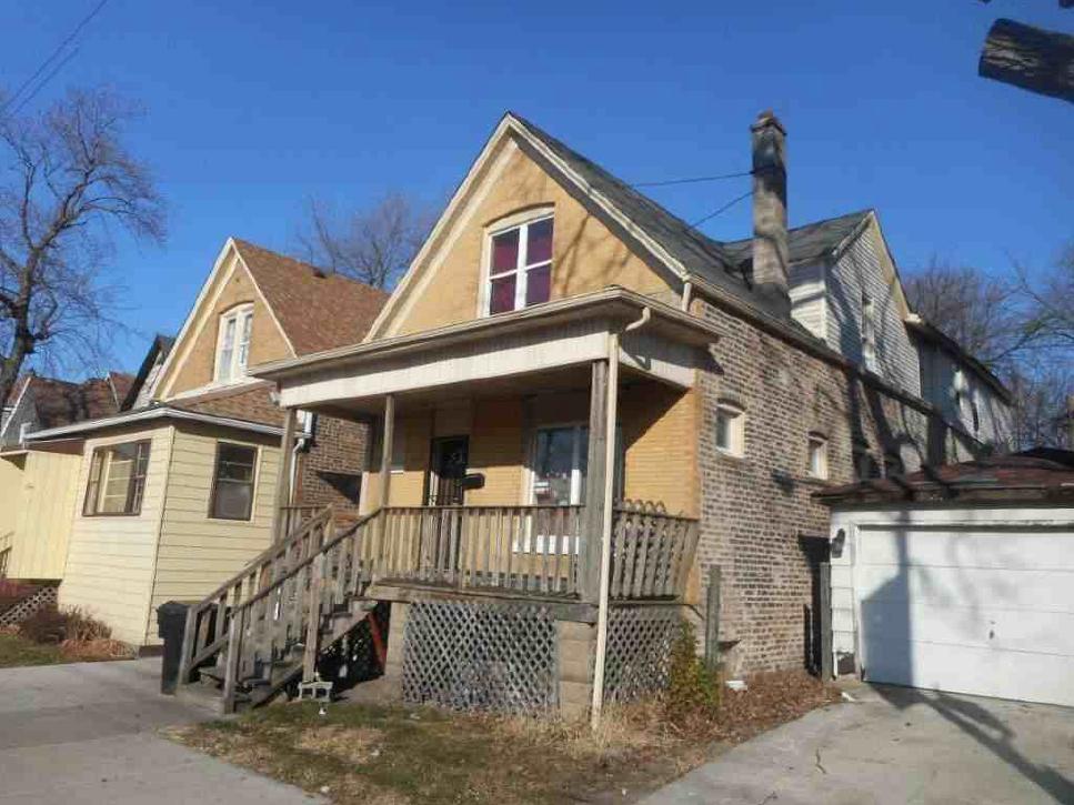 Exterior of Chicago Single-Family Rental