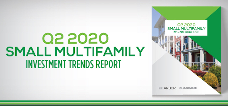 Q2 2020 Small Multifamily Investment Trends Report